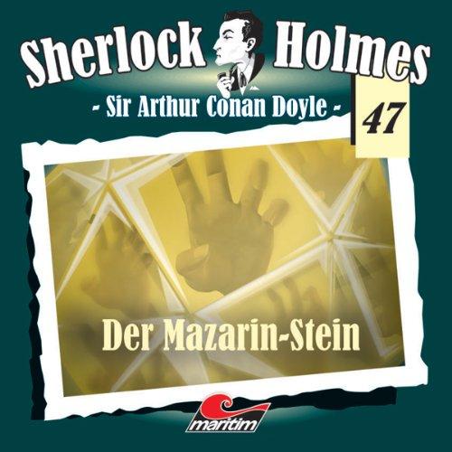Der Mazarin-Stein Audiobook By Arthur Conan Doyle cover art