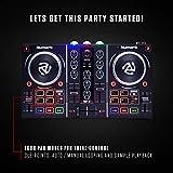 Zoom IMG-1 numark party mix controlador de