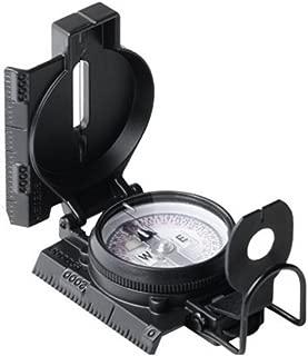 Cammenga S.W.A.T.Black Tritium Lensatic Compass, Vertical Black
