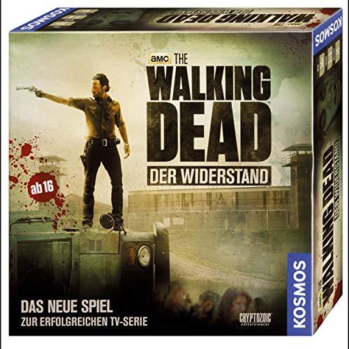 The Walking Dead – Der Widerstand: Das neue Spiel zur erfolgreichen TV-Serie für 1 - 4 Spieler