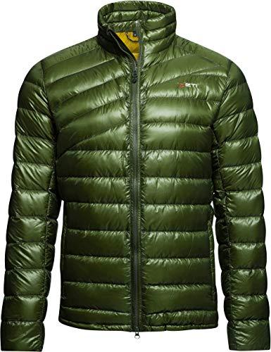 YETI Purity NOS M's Lightweight Down Jacket - Daunenjacke Herren, wild Forest, grün, l