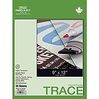 "Pro Art Advantage Tracing Pad 9""X12""-30 Sheets"