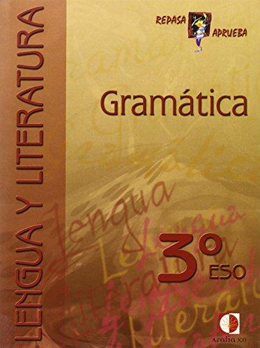 Repasa y aprueba, gramática, 3 ESO