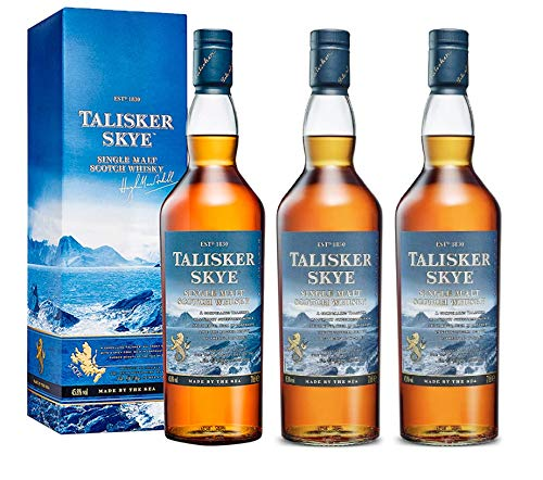 Talisker - Isle Of Skye - Scotch Whisky [ 3 BOTELLAS x 700ml ]
