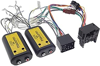 TOOGOO Car Bluetooth Module 12V AUX 10 Pin Cable AUX in Adattatore Audio per BMW E46 3 Serie 09//2002 O pi/ù Recente DY164