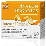 Pack of 2 x Avalon Organics Rejuvenating Oil-Free Moisturizer Vitamin C - 2