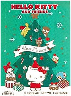 Wawi Chocolates Hello Kitty Advent Calendar 5.6 oz each (1 Item Per Order, not per case)