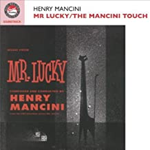 Mr Lucky/Mancini Touch Import, Soundtrack Edition by Henry Mancini (2010) Audio CD
