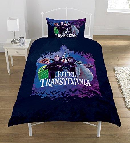 HOTEL TRANSYLVANIA 3 - Juego de Funda nórdica (polialgodón), Multicolor