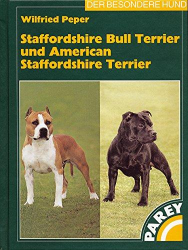 Staffordshire Bull Terrier und American Staffordshire Terrier