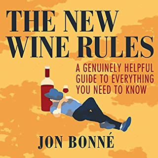 The New Wine Rules audiobook cover art
