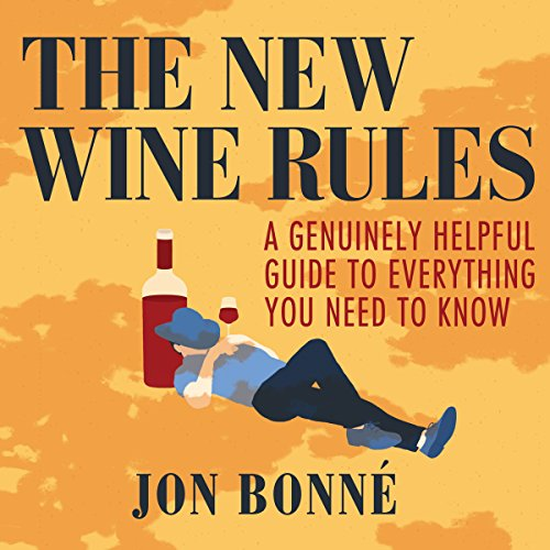The New Wine Rules copertina