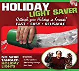 Emson 9467 Holiday Light Saver- a Complete System to Keep Your Holiday Lights Protected and Tangle Free