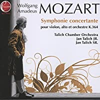 Mozart: Duets & Sinfonia Conce