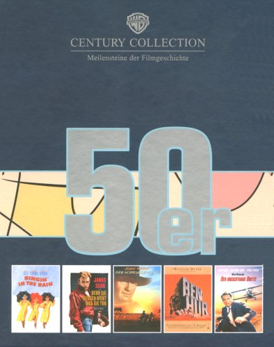 Century Collection - Meilensteine der Filmgeschichte: 50er Jahre [5 DVDs]