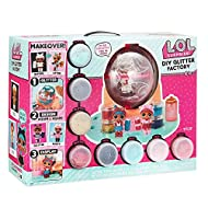 LOL Surprise DIY Glitter Factory Accessories Makeover Serie 5 Giochi Preziosi