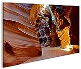islandburner Bild Bilder auf Leinwand Antelope Canyon