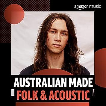 Australian Made: Folk & Acoustic