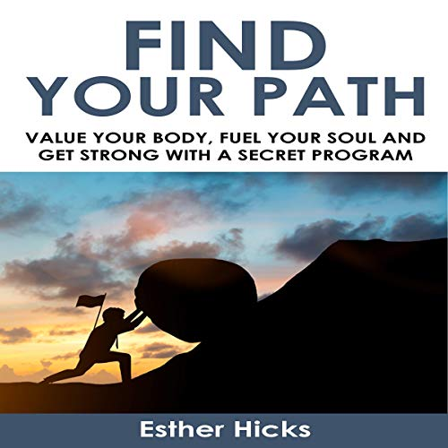 Find Your Path audiobook cover art