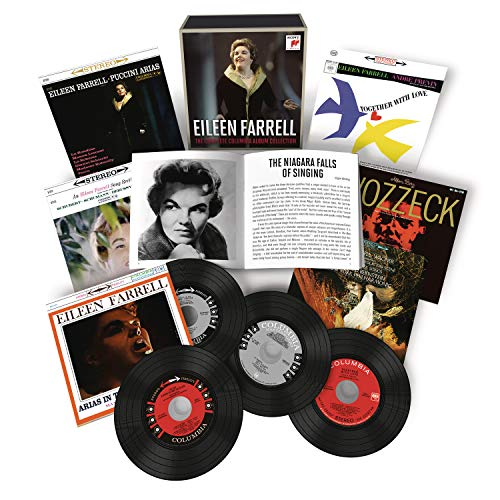 Eileen Farrell - Complete Columbia