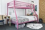 Best Twin Over Queen Bunk Bed - Nadim Handicraft Premium Twin Over Full Bunk Bed Review