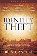 Best identity theft by ron cantor Reviews