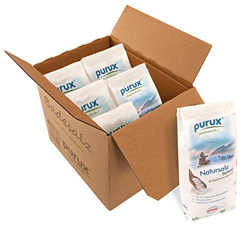 purux -  Totes Meer Salz