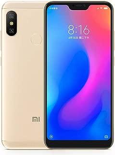 Smartphone Xiaomi Mi A2 Lite 64GB 4GB RAM Dourado