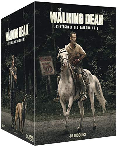 The Walking Dead L'intégrale des Saisons 1 à 9