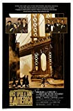 Posters USA Once Upon a Time in America Movie Poster GLOSSY FINISH - MOV067 (24