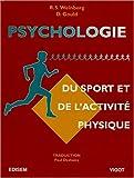 Psychologie du sport et de l'activité physique