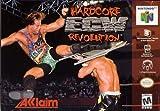 ECW: Hardcore Revolution - Nintendo 64