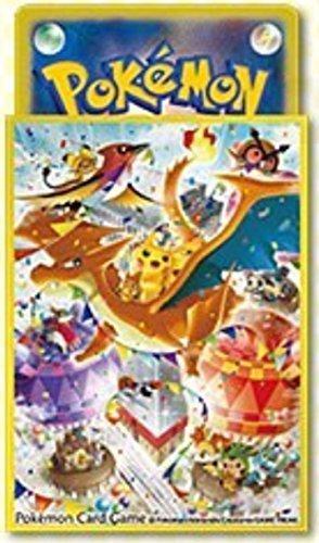 Jn-Cards Pokemon Card Game Deck Shield / Sleeves Mega Tokyo OP Pokemon Center Exclusive - Pack of 32 Sleeves image