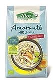 Allos Amaranth Muesli - Frutas