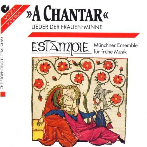 A Chantar.Lieder der Frauenminne