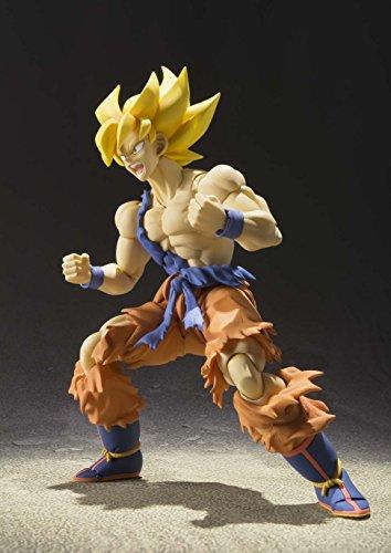 Bandai Tamashii Nations Super Saiyan Son Goku Super Warrior Awakening Action Figure