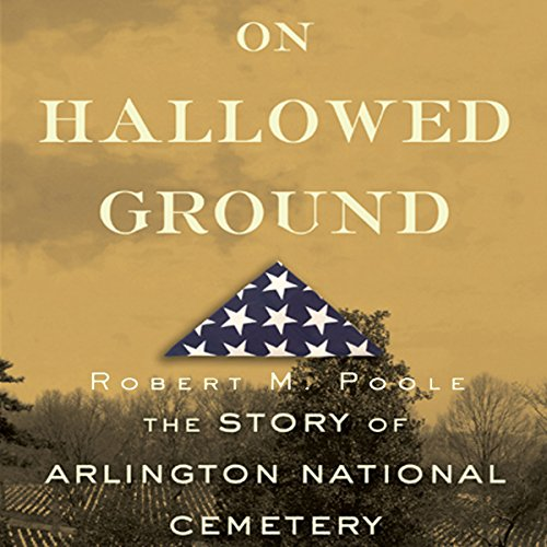 On Hallowed Ground audiobook cover art
