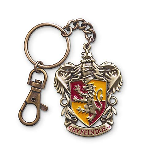 Noble Collection NN7673 - Harry Potter Porte-clés Gryffondor