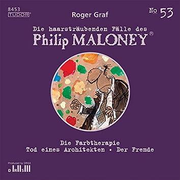 Die haarsträubenden Fälle des Philip Maloney, Vol. 53