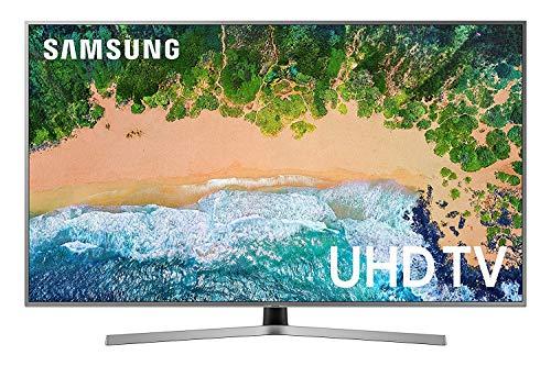 Samsung Pantalla 58″ Smart TV 4K UHD UN58NU7200FXZX (2019)