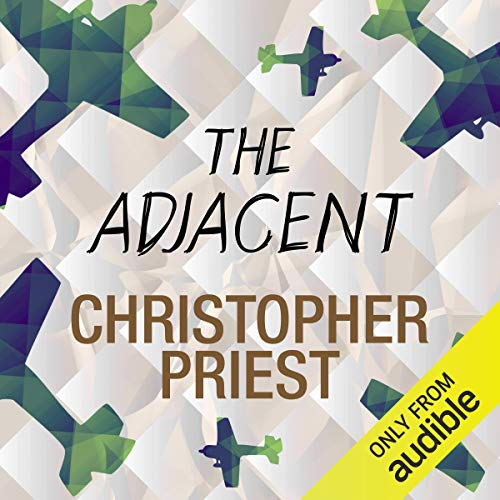The Adjacent audiobook cover art