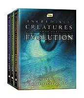 Incredible Creatures That Defy Evolution 3 Vol Set [DVD]