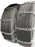 TireChain.com 265/75R22.5, 265 75R22.5 Dual Tire Chains