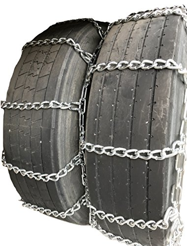 Various Sizes Set of Two Quality Chain Easy Sox Commercial Truck Wheel Socks ES445