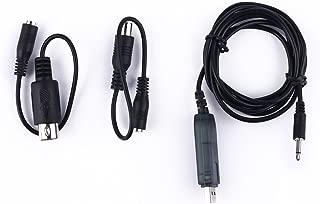 Flysky SM100 USB Flight Simulator Adapter Cable for Flysky Transmitter FS-i10, FS-i6, FS-i4, FS-TH9X, FS-T6, FS-CT68, FS-T4B, FS-GT3C, FS-GT3, FS-GT2F, FS-GT2G, FS-GT3B, FS-GT2