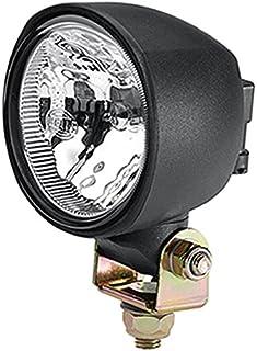 montaje exterior HELLA 1F8 016 797-001 Faro de carretera Rallye 3003 25 transparente LED redondo 12V//24V Tulipa transparente Ref Cable: 800mm