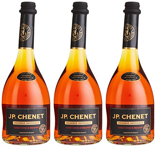 J.P. Chenet Reserve Imperial Brandy (3 x 0.7 l)