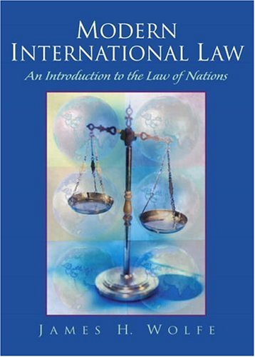 Modern International Law: An Introduction to the Law of Nations
