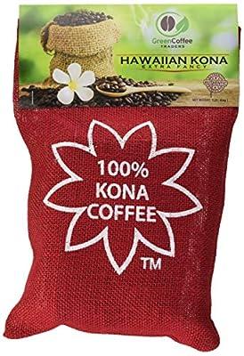 1LB. 100% Hawaii Hawaiian Kona Roasted Coffee Beans