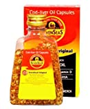 Best Cod Liver Oils - Seven Seas Cod Liver Fish Oil 500 Capsules Review